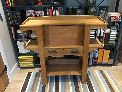 Arts& Crafts Movement Desk in the style of Voysey : Possibly Shapland & Petter