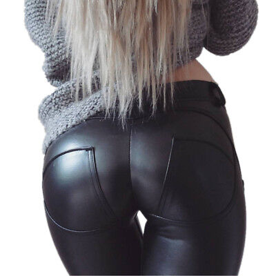 Leggings Women Sexy Hip Push Up Pants Legging Jegging Gothic Leggins Jeggings