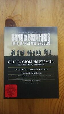 Band of Brothers - Box Set  [6 DVDs] (2012)