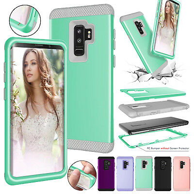 For Samsung Galaxy Note 9/S9 Phone Case Rugged Armor Hybrid Rubber Hard Cover