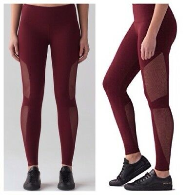 318a75256 NWT LULULEMON REVEAL Tight Precision 25