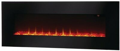 Home Decorators Hw9323br Trinidad 42 In Wall Mounted Fireplace