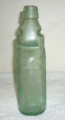 George Hiscox Marble Codd Bottle - Guildford Nsw