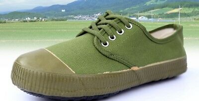 Forest Camouflage Chinese Army PLA Type Liberation Shoes Boots