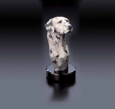 Bronze Dog Sculpture By Kitty Cantrell  - Dalmatian (27802A-070)