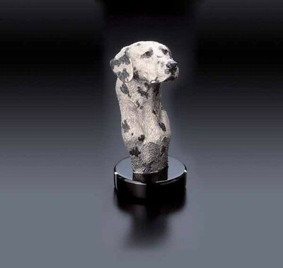 Bronze Dog Sculpture By Kitty Cantrell  - Dalmatian (27802B-070)