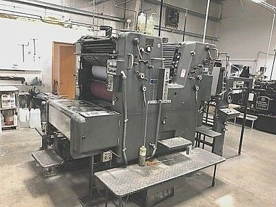 1983 Heidelberg SORMZ printing press  PRICE REDUCED !!!!