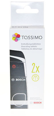 Tassimo Descaling Tablets BSH311530