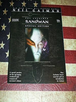 Absolute Sandman Special Edition (2006, DC) NM