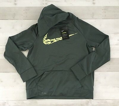 Nike Dry Fit Hoodie Boys Size XL-New With Tags