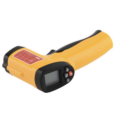 Digital Infrared Thermometer Non-contact LCD IR Laser Temperature Tester Gun Gy