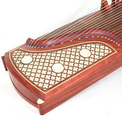 Professional 21 Strings Guzheng/Koto/Zither with Master Xu Signature