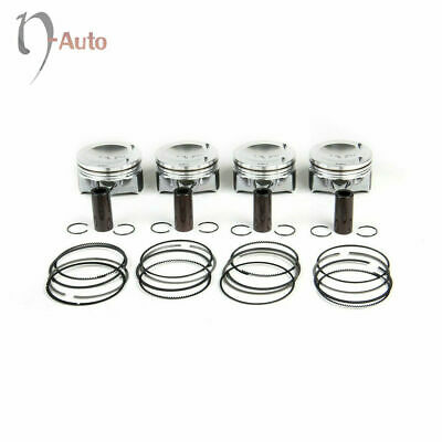 EA888 2.0T Piston Ring Assembly Set For VW Golf 2012-2013 2.0T 82.51mm/23mm