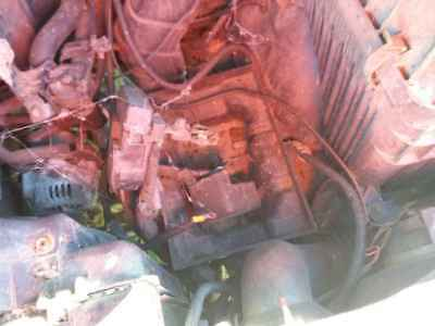 1997 Toyota Tarago Battery Tray #B327