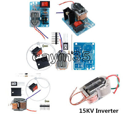 15KV High Frequency Inverter Generator High Voltage Electric Ignitor Coil Arc UK