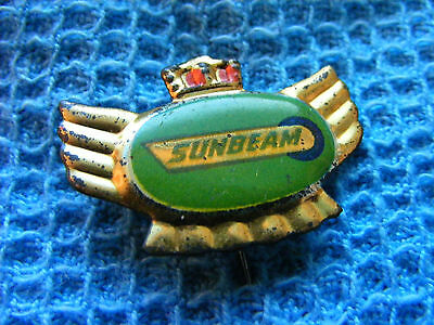 SUNBEAM motorcycle very old lapel,hat pin badge(A)