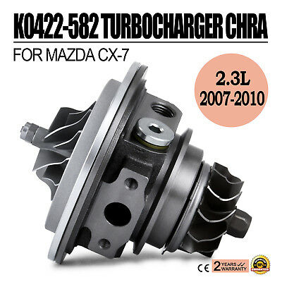 w For Mazda CX7 07-10 2.3L K0422-582 Turbo charger Cartridge 53047109904 i
