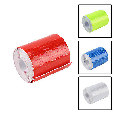 Reflective Stickers 3M Hi Vis Safety Car Bicycle Cycling DIY Reflector Tape