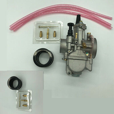 Motorcycle Carb Carburetor Racing Parts With Power Jet for Keihin Carb PWK 30mm