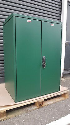 GRP Electric Enclosure, Kiosk, Cabinet, Meter Box, Housing (W800, H1154, D640)mm