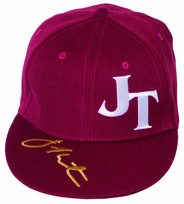 Queensland Maroons State Of Origin NRL Johnathon Thurston Flat Cap/Hat!