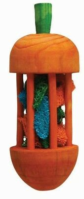 Kaytee Small Animal Carousel Chew Carrot Interactive Toy Large