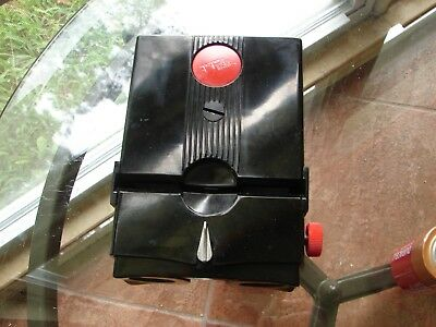 Stereo Ralist Viewer Red Button Bakelite Working Serviced and  +24 Farm SLDES!