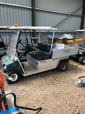 Golf Buggy 2 Seats Petrol Tipper