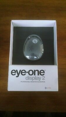 X-Rite i1 Eye-One Display 2 Professional Monitor Calibration Device - New Stock