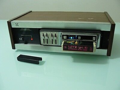 Stereo  8  Clarion  PE-424 A  made in Japan