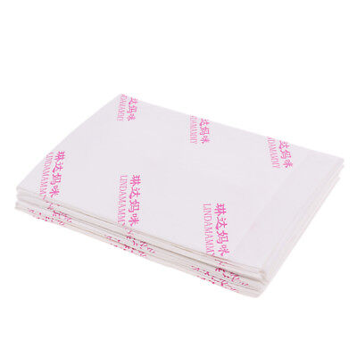 4 pcs Underpad Breathables 60x90cm Disposable Postpartum Recovery Bed Pads
