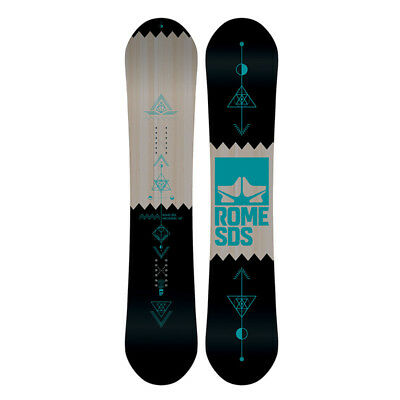 Rome Mechanic Mens 2019 Snowboard