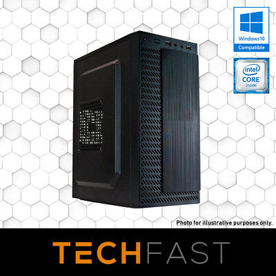 Intel i7 8700 120GB SSD 8GB DDR4 Computer Desktop PC