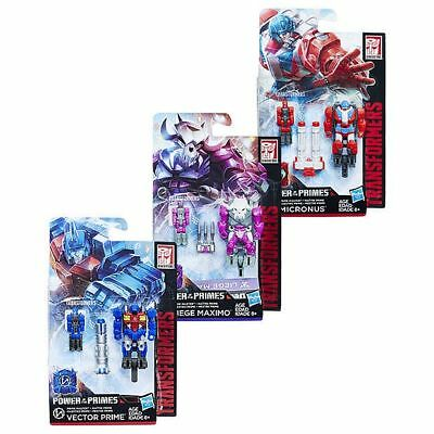 NEW Transformers Generations Power of the Primes Prime Master Figure Assorted