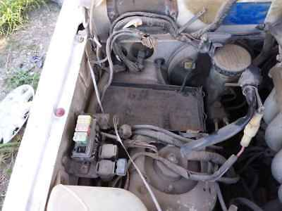 1993 Suzuki Vitara Battery Tray #B329
