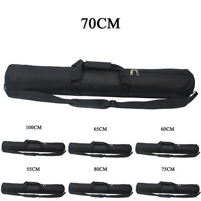 """55cm-100cm 21"""" Padded Carry Carrying Bag Case Universal for Light Stand Tripod"""
