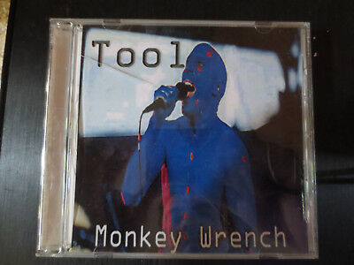 WRENCH MONKEY WRENCH tool by Wm Ladd, NY No  77 everything works no