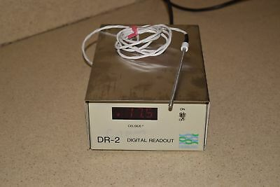 Neslab Dr-2 Digital Temperature Readout