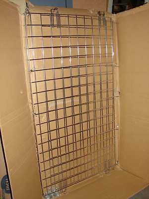 Amco shelving back panel EP6064ZP post mounted enclosure 6064ZP also fits Metro