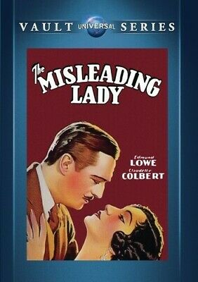 The Misleading Lady [New DVD] Manufactured On Demand, Full Frame