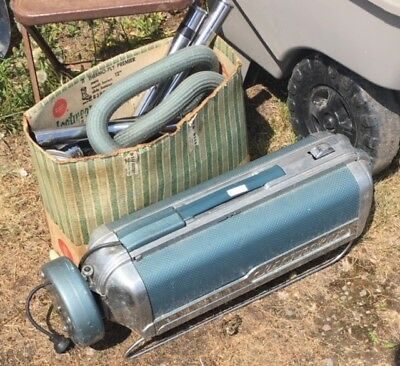 Vintage Working 1950s Electrolux Vacuum Cleaner Model LX Canister Retro