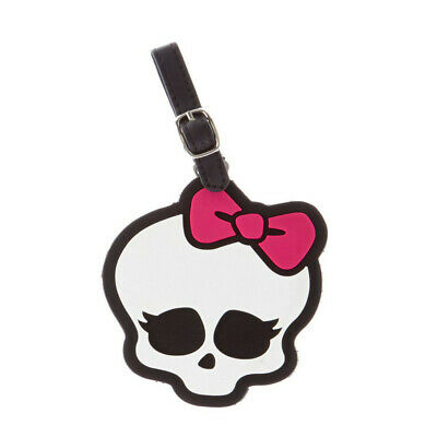 Monster High Luggage Tag Official Licensed - Multicolored