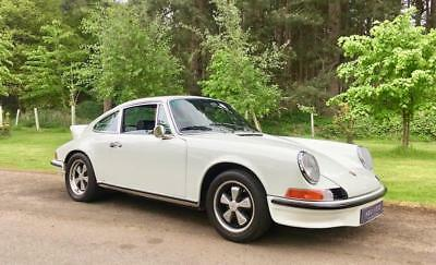1972 Porsche 911 2.4E Genuine RHD, Matching Numbers - WOW