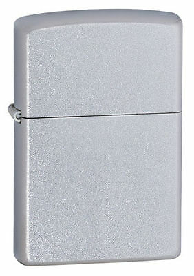 BRIQUET ZIPPO ESSENCE NEUF - SATIN CHROME ( Original , Tempete , Collection )