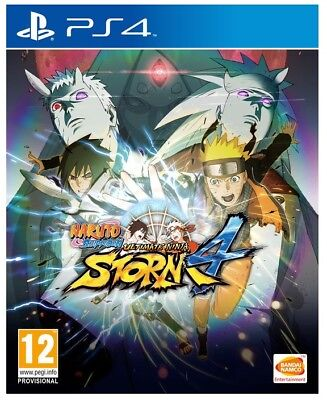 Videogioco Naruto Shippuden: Ultimate Ninja Storm 4 Ps4 Gioco Play Station 4 Pal