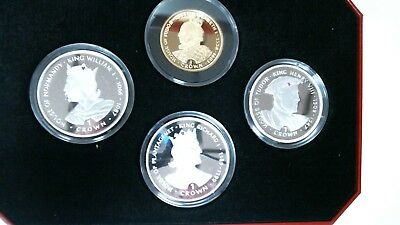 1999 Gibraltar Crown Jewels Coin Proof Set