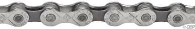NEW KMC X9.93 Chain 9 Speed 116 Links Silver/Gray