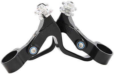 NEW Paul Component Engineering Love Lever Compact Brake Levers Black