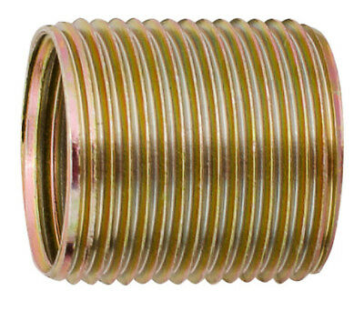 Unior Proprietary Replacement Pedal Thread Insert for Right Crankarm Brass 9/16