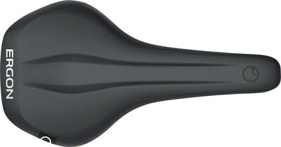 New Ergon SMC4-L Bike Saddle, Bicycle Seat - Large, Black